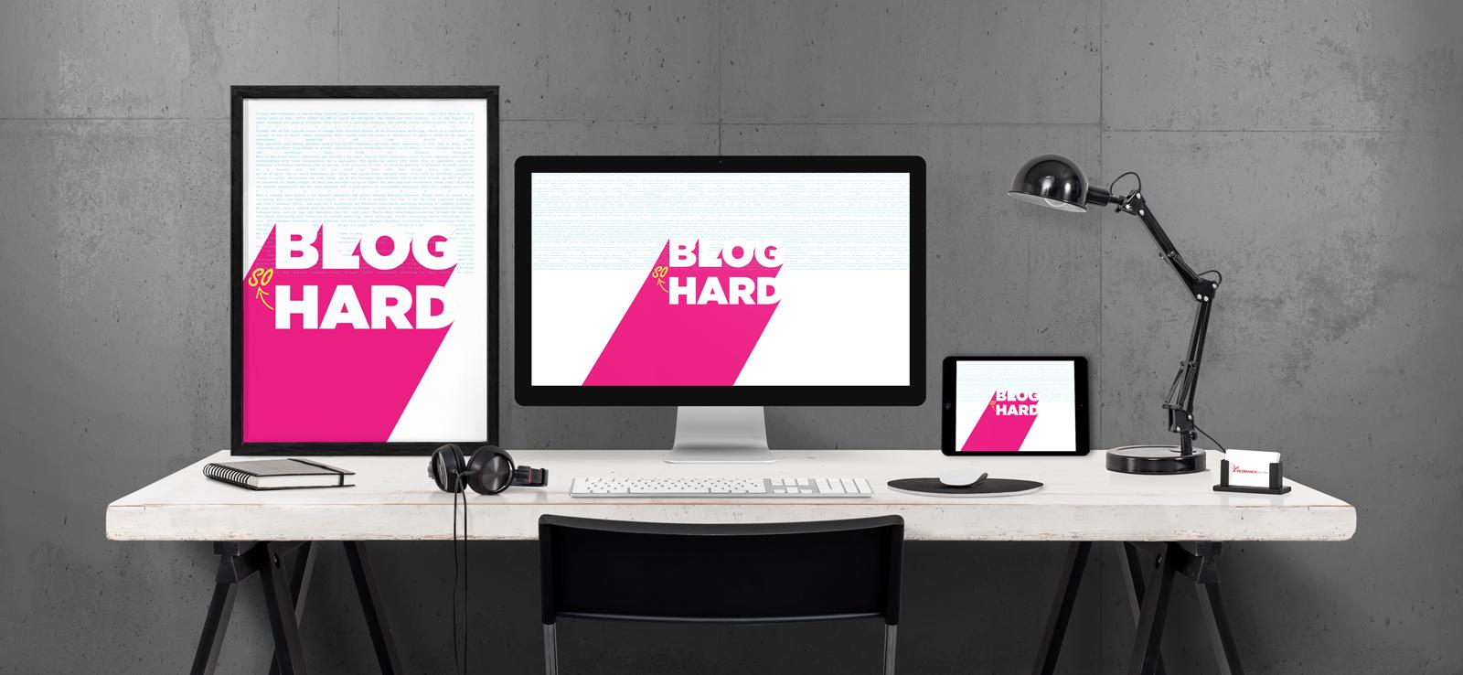 blog so hard red branch blog poster download