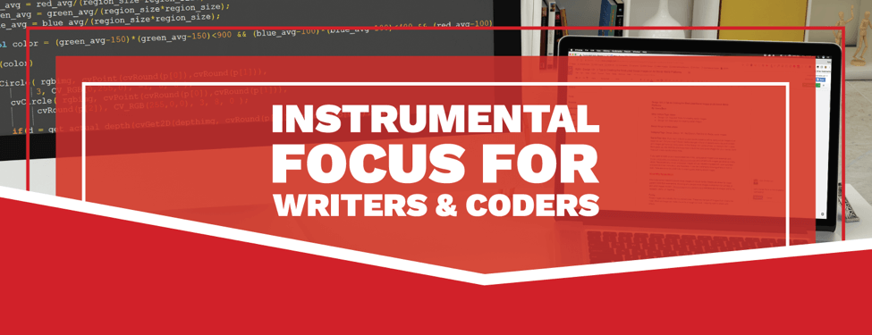 may spotify playlist for writers and coders