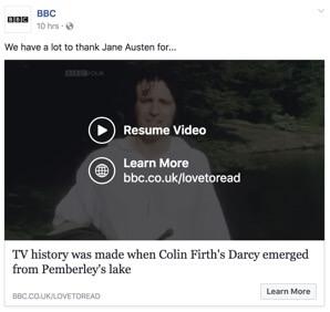bbc video post