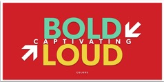 Bold Loud colorful logo