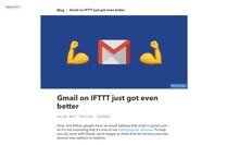 IFTTT marketing automation header