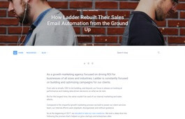 campaign monitor email automation header