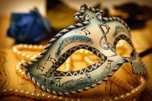 mascarade mask
