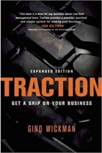 leadership resource book by gino wickman cover