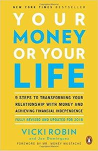 vicki robin money or your life cover