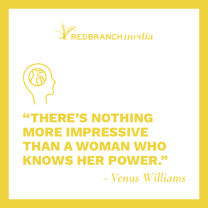 There's nothing more impressive than a woman who knows her power