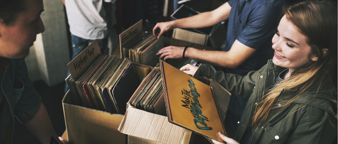 Record Store Day in store