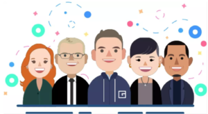 Good&Co cartoon imagery for unique teams