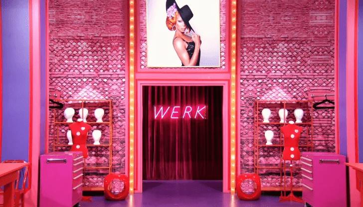 The Werk Room from RuPaul's Drag Race