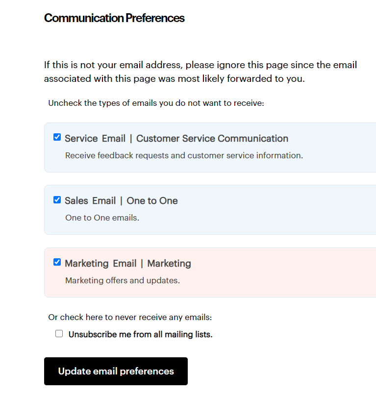 communication preferences image
